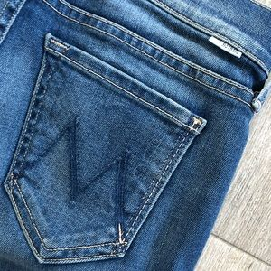 🔥 MOTHER The Vamp Jeans